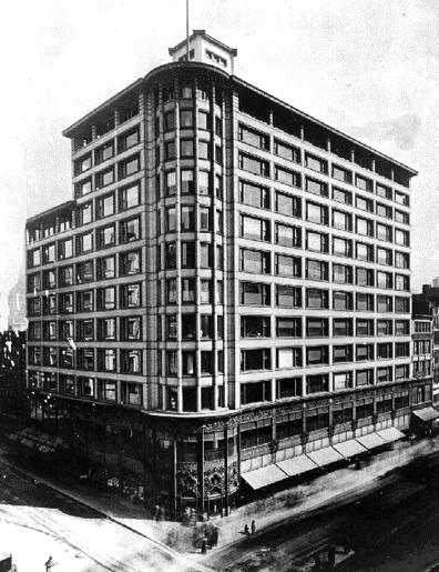 1899 Carson Pirie Scott store