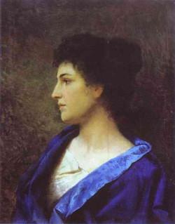 A Gypsy 1877