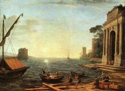 1674 Port de mer