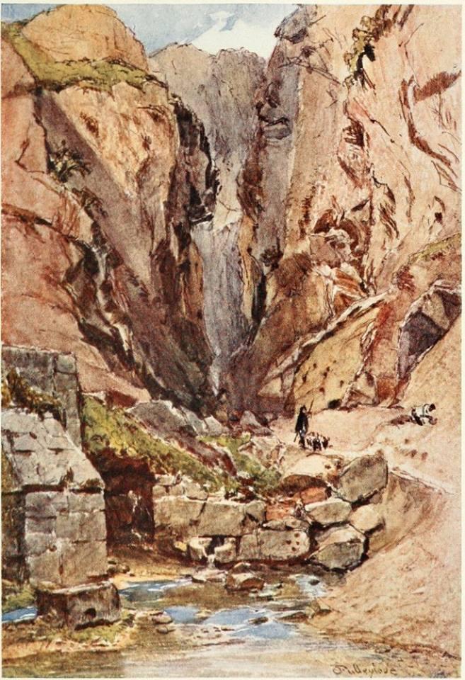 1906, Πίνακας του John Fulleylove