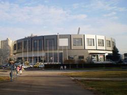 Sportska hala Čair, Nis (Serbia)