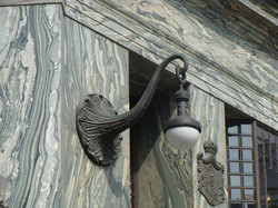 Looshaus exterior detail