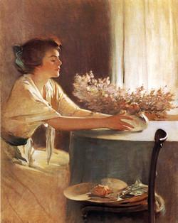 A Meadow Flower 1912