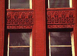 1890 Wainwright Bldg, detail