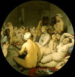 1862 Le Bain Turc
