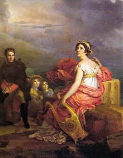 François_Gérard_-_Corinne_au_Cap_Misène_1819
