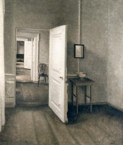 Die vier Zimmer, 1914