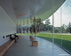 Kanazawa museum, Japan
