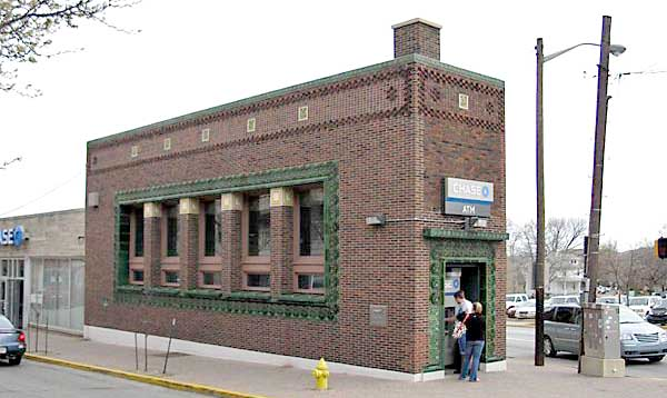 Perdue State Bank Building, West Lafayette 1