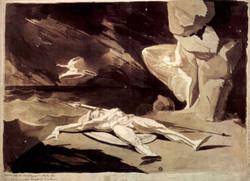 Johann_Heinrich_Füssli_-_Thétis_pleure_la_mort_d'Achille