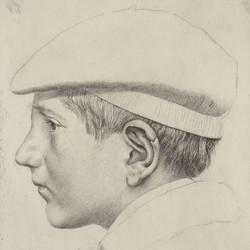 1800_Felix_Vallotton_-_L'enfant_au_bérêt_1889