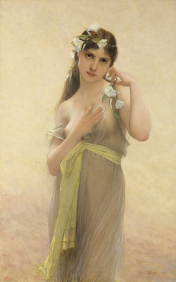 Jules_Joseph_LeFebvre_-_Morning_Glory_-_1879