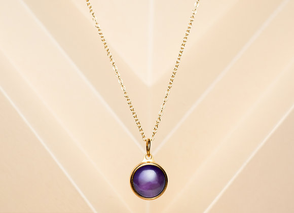 The Amethyst Necklace