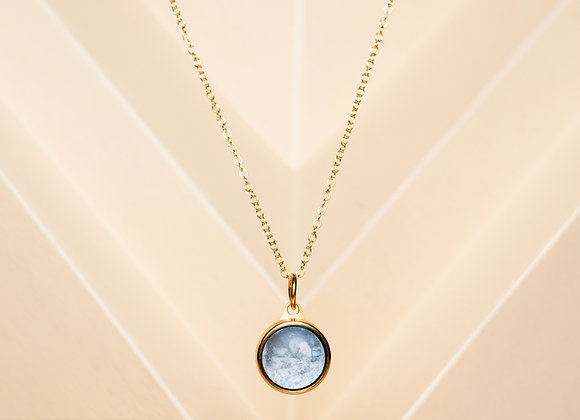 The Clear Glass Necklace