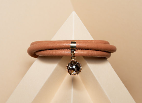 The Italian Nappa Bracelet