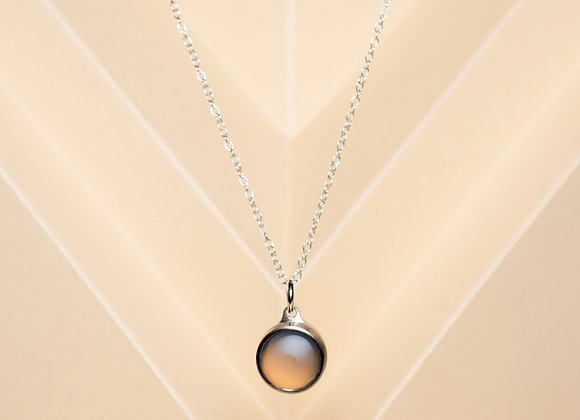 The Grey Moonstone Necklace