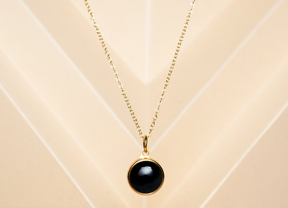 The Black Onyx Necklace