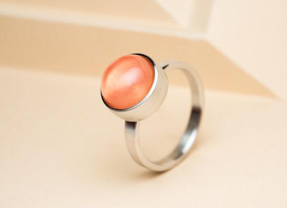 The Rose Quartz Ring