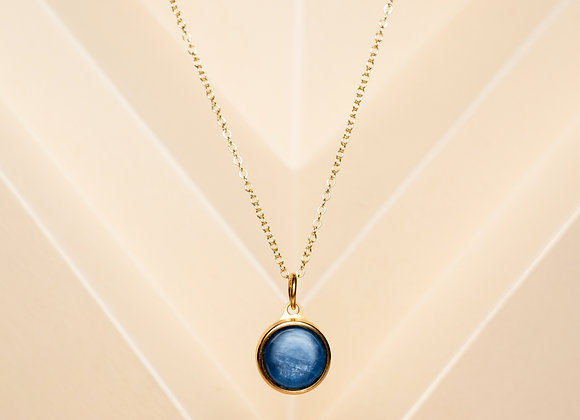The Kyanite Necklace