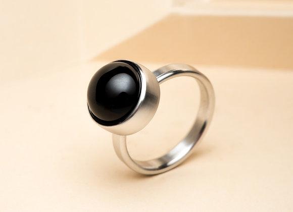 The Black Onyx Ring