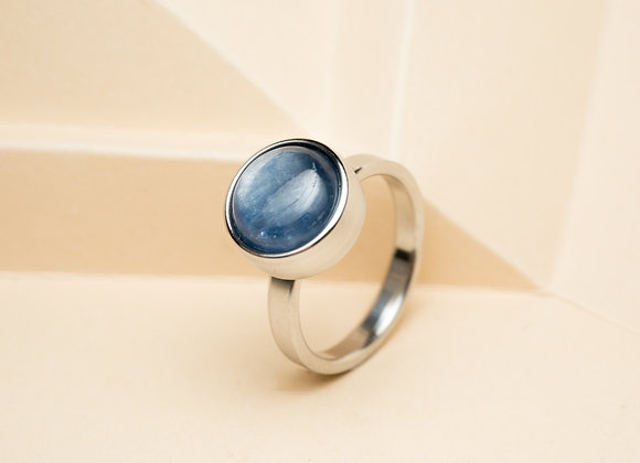 The Kyanite Ring