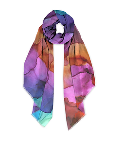 fashion accessories - scarf - painters p