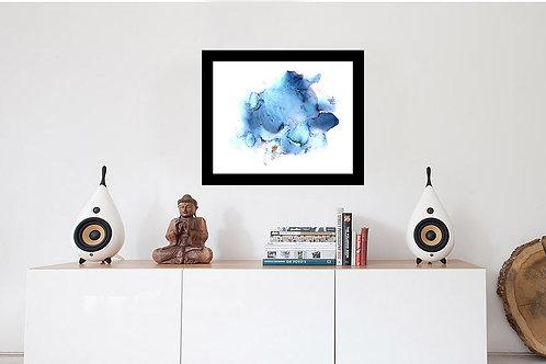 Pigment of Blue Imagination by Studio 1153