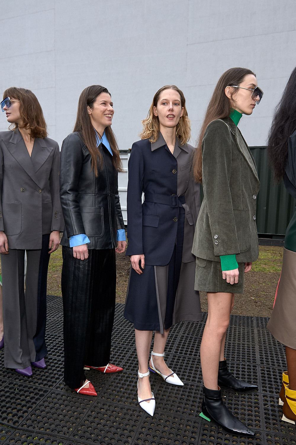 Eudon Choi FW19 Collection Backstage - Flanerie
