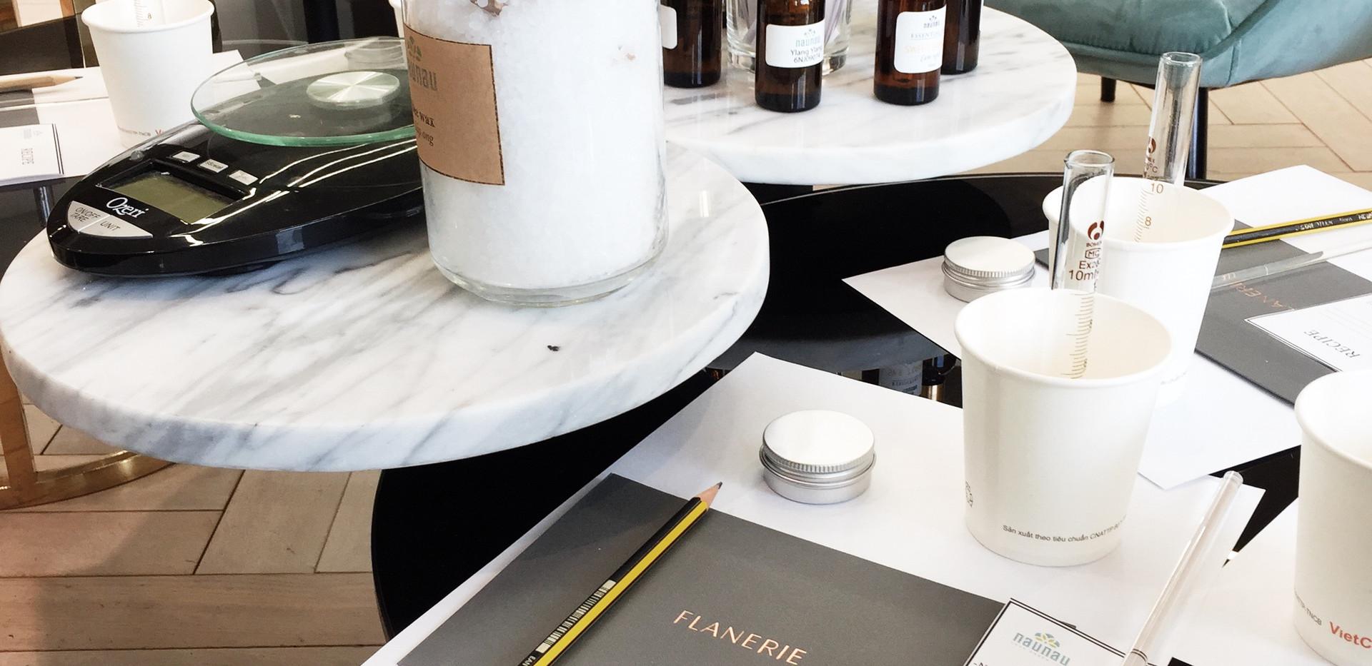 Flanerie workshop