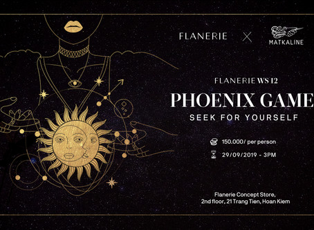 "Workshop 12: ""Phoenix Game- SEEK FOR YOURSELF"""