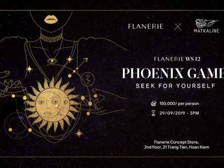 "Workshop 12: ""Phoenix Game- SEEK FOR YOURSELF"""