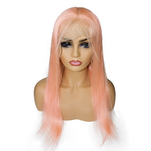 130% Density Lace Front Wig Virgin Human Hair