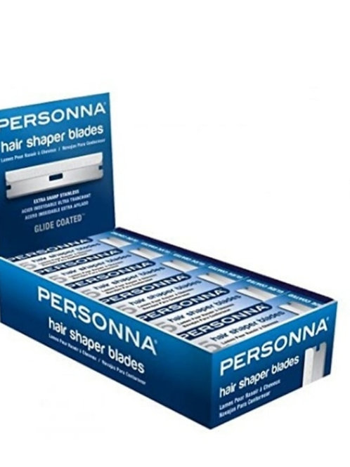 Personna hair shape blades