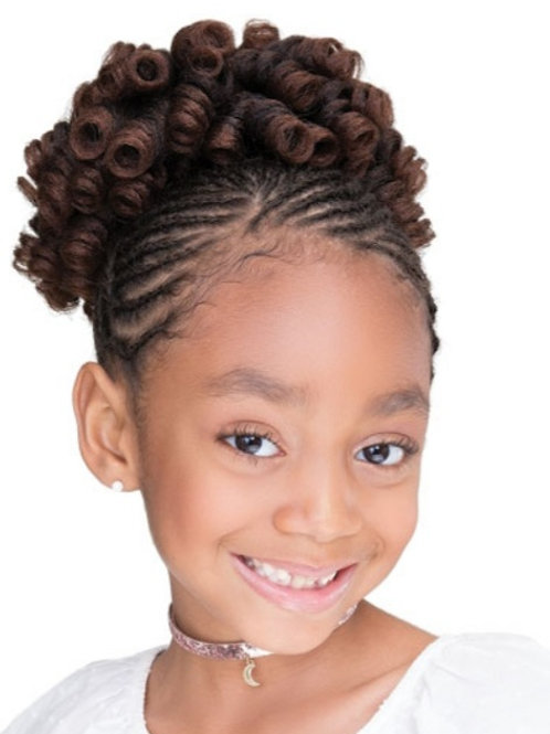 Lovely Kid Wand Curl D/S