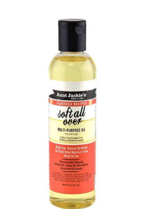 Aunt Jackie's Oil Therapy