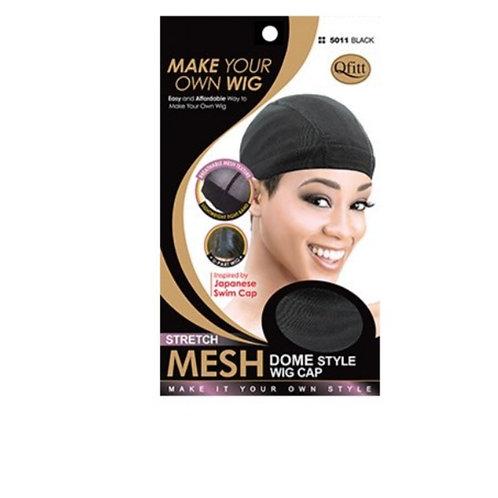 Dome Style Wig Cap XL Black