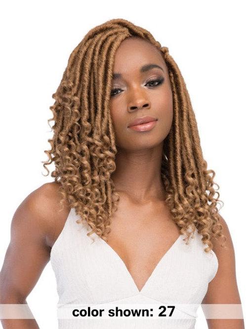 "Janet Collection Nala Tress GHANA FAUX LOCS Crochet Braid 12"""