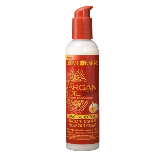 Argan Oil Heavy Protector Blow Out Cream
