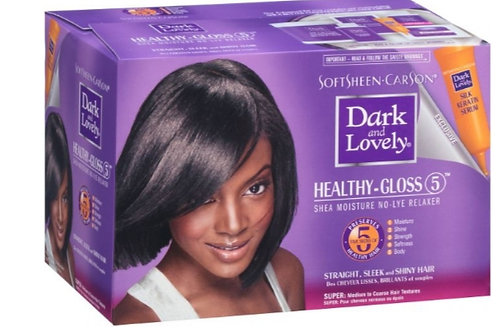 Dark and Lovely No-Lye Relaxer Super