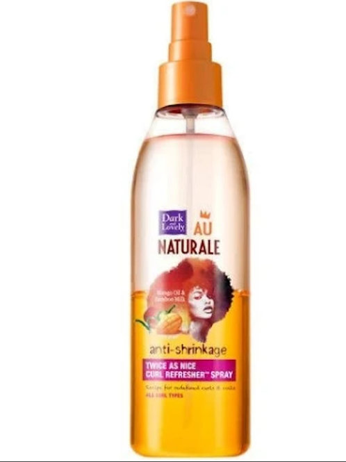 Dark And Lovely AU NATURALE 8.5oz