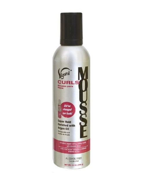 Vigorol Curls Mousse