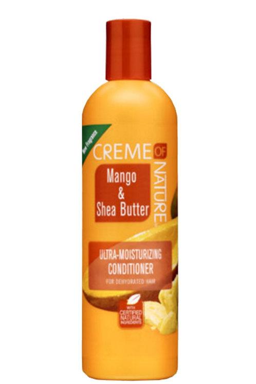 Creme of Nature Mango & Shea Butter Ultra Moisturizing Conditioner