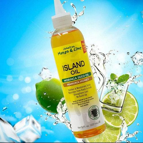 Jamaican Mango & Lime Island Oil Moringa Seed Oil Manuka Honey