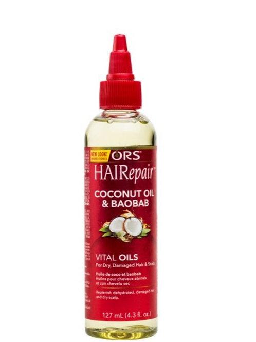 ORS HAIRepair Coconut & Baobab Vital Oils (4.3 fl oz)
