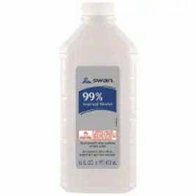 Swan 99% Isopropyl Alcohol 16 oz