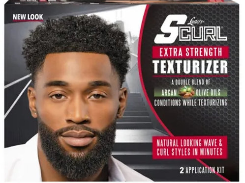 Luster's S curl Extra Strength  Texturizer