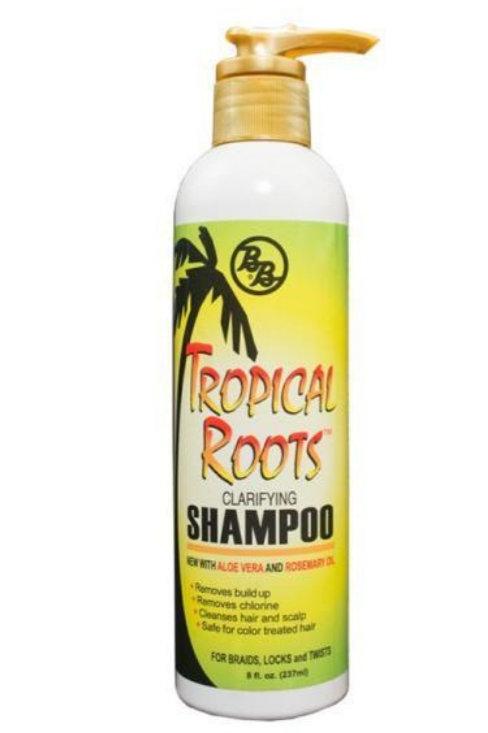 Tropical roots Clarifying shampoo