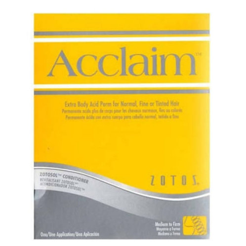 Zotos Professional Acclaim soft douce