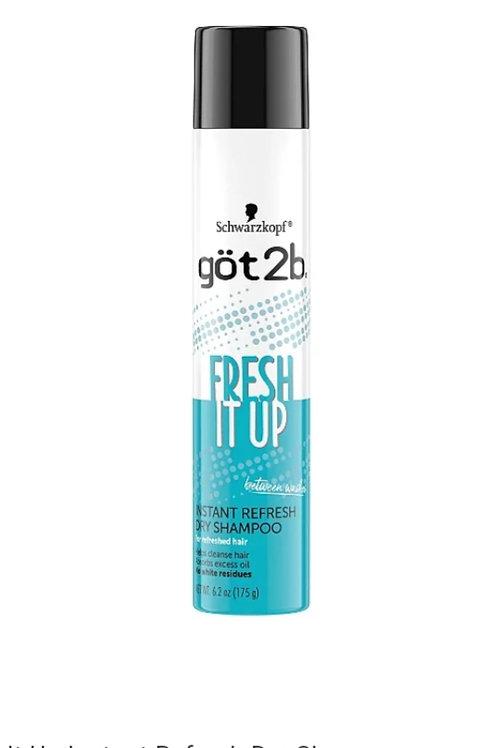 Schwarzkopf Got 2b Dry Shampoo