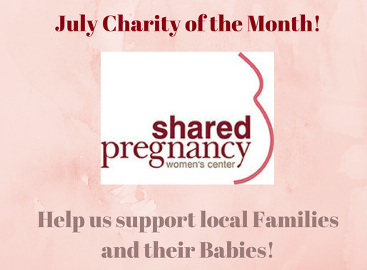 July Charity of the Month - Shared Pregnancy!